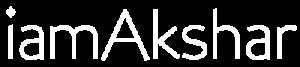 iamAkshar | Divyang Ray Logo